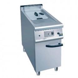 Le Shopping du Chef - Friteuse gaz sur coffre 20 litres