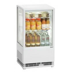 Mini vitrine réfrigérée 58L - Bartscher