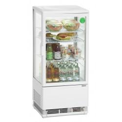 Mini vitrine réfrigérée 78L - Bartscher