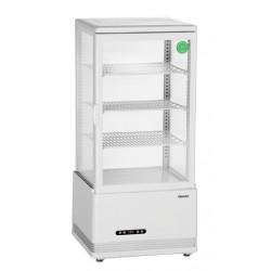 Mini vitrine réfrigérée 78L-WE/L - Bartscher