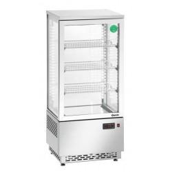Mini vitrine réfrigérée 78L A2CH - Bartscher