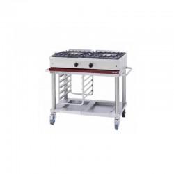 Table de cuisson gaz mobile - Ambassade