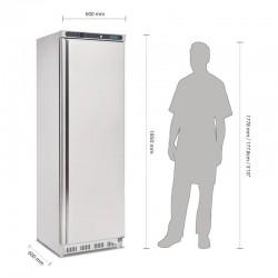 Armoire réfrigérée négative 1 porte 365L Polar Série C