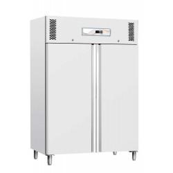 Armoire Réfrigérée Négative 1200 Lts Blanche 2 Portes Pleines - GNB 1200BT