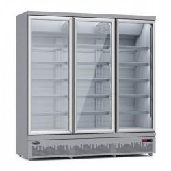 Combisteel - Vitrine réfrigérée positive 3 portes vitrées