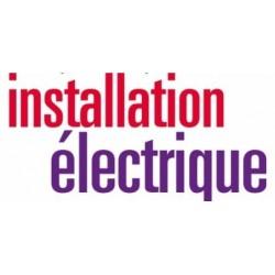 Installation électrique complémentaire