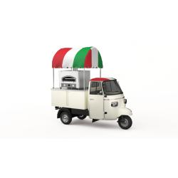 Triporteur Piaggio Pizza