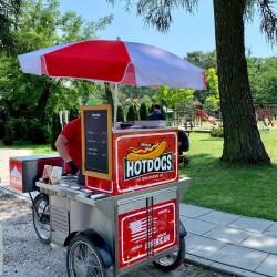 Triporteur pour Hot Dog