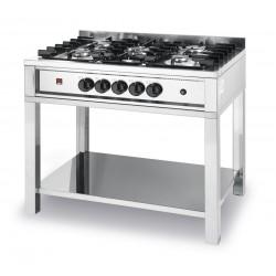 EKA - Table de cuisson au gaz - 5 feux