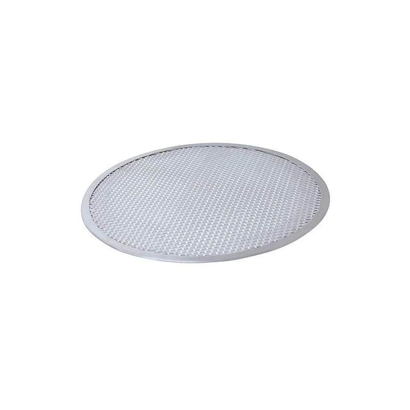 Le Shopping du Chef - Grille plate ronde perforée