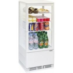 Mini vitrine réfrigérée positive 78 litres