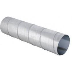 Gaine de ventilation galvanisé