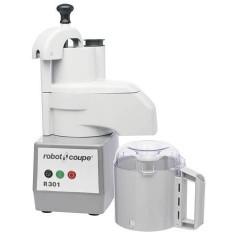 Robot coupe - R301 Combiné Cutter & Coupe-légumes