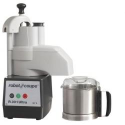 Robot coupe - R301 Ultra Combiné Cutter & Coupe-légumes