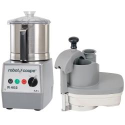 Robot coupe - R402 Combiné Cutter & Coupe-légumes