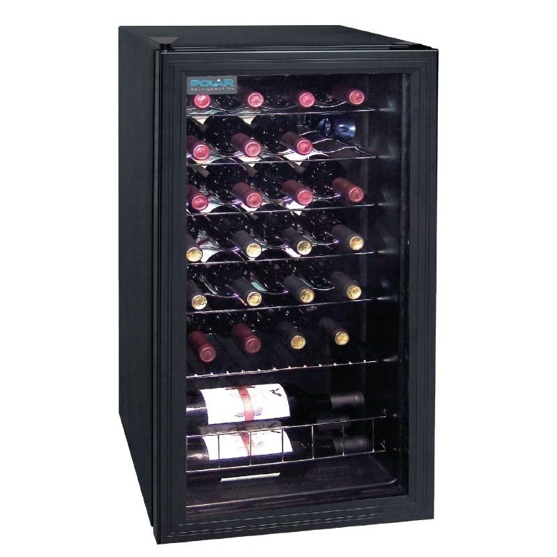 Polar - Rafraîchisseur à vins 28 bouteilles
