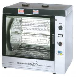 Spiedi Mondial - Gril ventilé électrique ZEFIRO AG3