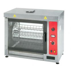 Spiedi Mondial - Gril ventilé électrique SOFIO AEG16
