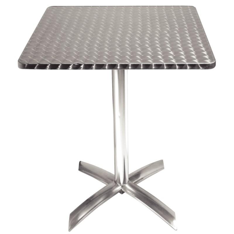 Nisbets - Table carrée à plateau basculant Bolero