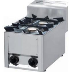 RM Gastro - Plan de cuisson 2 feux vifs