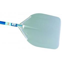 Gimetal - Pelle rectangulaire flexible effet spatule