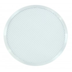 Gimetal - Grille plate ronde perforée