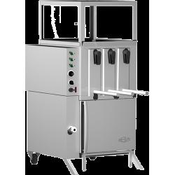 Gresilva - Gril vertical électrique GV éco