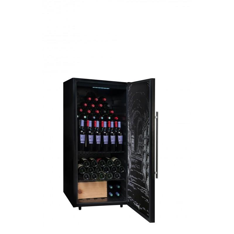 achat vente cave vins polyvalente multi temp rature pclp160 climadiff. Black Bedroom Furniture Sets. Home Design Ideas