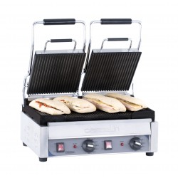 Grill Panini double casselin