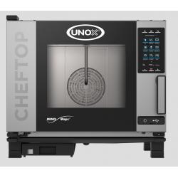Unox - Four mixte CHEFTOP Plus 5 niveaux GN 1/1