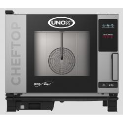 Unox - Four mixte CHEFTOP ONE 5 niveaux GN 1/1