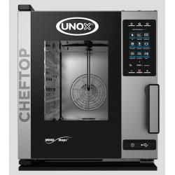Unox - Four mixte CHEFTOP Plus 5 niveaux GN 2/3 COMPACT