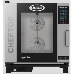 Unox - Four mixte CHEFTOP Plus 7 niveaux GN 1/1