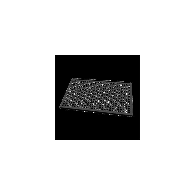 Unox - Plaque anti-adhérente en aluminium pour griller