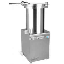 Dadaux - Poussoir hydraulique 60 litres