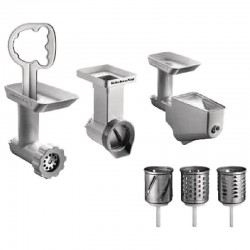 Pack d'accessoires comprenant  J501 - AD296 - F661