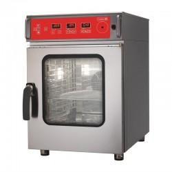 Gastro M - Four mixte compact 6 niveaux GN 1/1 à injection directe