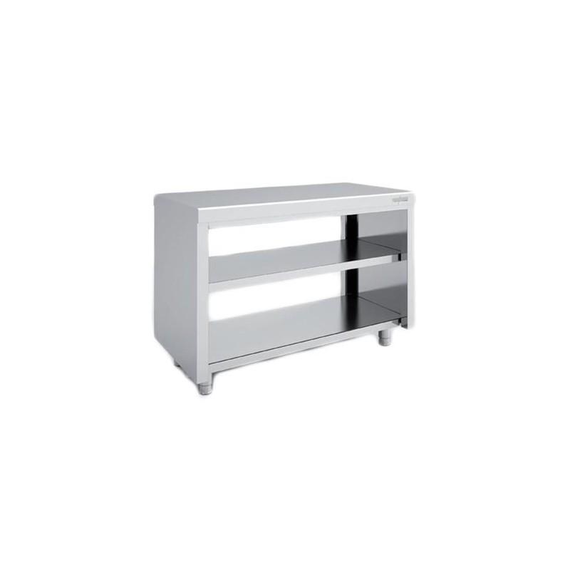 achat vente meuble passe plat inox mural 500 de profondeur en promotion. Black Bedroom Furniture Sets. Home Design Ideas