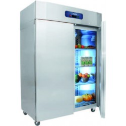 Iberna - Armoire réfrigérée inox 1400 litres