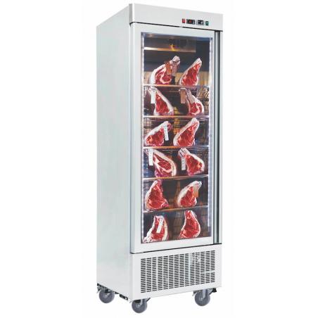 Iberna - Armoire froide vitrée de maturation 650 litres