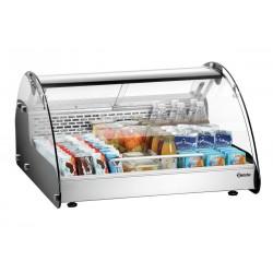Bartscher - Vitrine réfrigérée à poser froid statique 105 litres