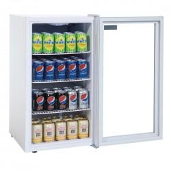 Polar - Vitrine réfrigérée de comptoir 88 litres