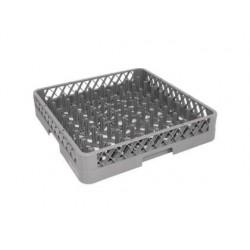 Krupps - Panier à assiettes 18 assiettes 500 x 500 mm