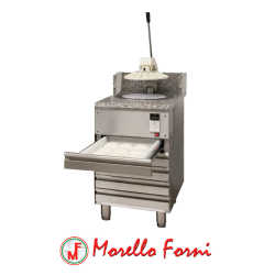 Morello Forni - Formeuse semi-automatique Pizzarella
