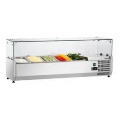Coolhead - Kit réfrigéré à poser 5 x GN 1/4