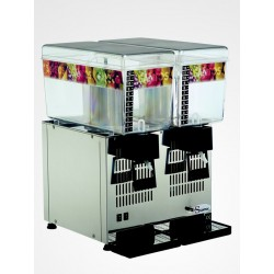 Santos - Distributeur de boissons réfrigérées n°34 2 x 12 litres