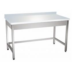 BC INOX - Table de boucherie en polyéthylène