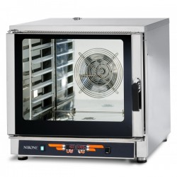 Four mixte à injection directe 6 niveaux 600 x 400 mm ou GN 1/1