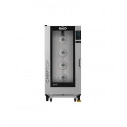 Unox - Four mixte CHEFTOP Plus 20 niveaux GN 1/1 XEVC-2011-EPR
