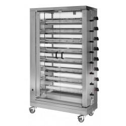 MCM - Rôtissoire verticale gaz 8EG